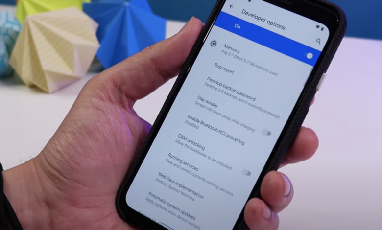 How to get the Android 12 beta on your phone right now ...